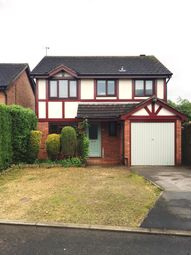 Thumbnail 3 bed detached house to rent in Hazel Drive, Armitage, Rugeley