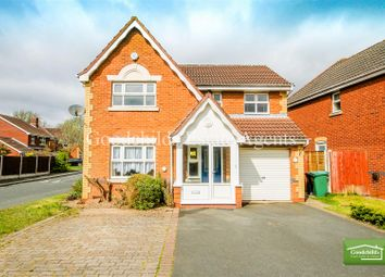Thumbnail 4 bed detached house for sale in Wych Elm Road, Clayhanger, Walsall