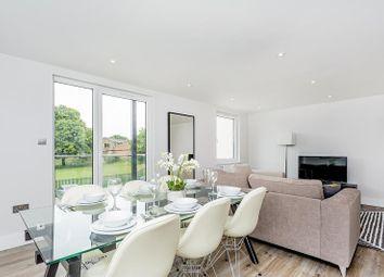 Thumbnail 2 bedroom flat to rent in Willow Court, Cambridge Road