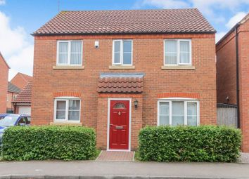 Thumbnail 4 bed detached house for sale in Buttercup Drive, Bourne