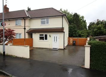 Thumbnail 2 bedroom end terrace house to rent in The Greenway, Fishponds, Bristol