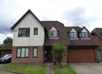 Thumbnail 5 bed detached house for sale in Brinklow Court, St.Albans