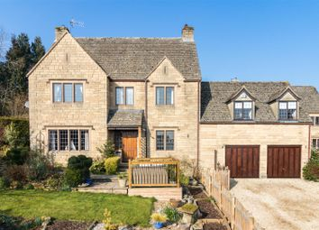 Thumbnail 5 bed detached house for sale in Church Farm Lane, Aston Magna, Moreton-In-Marsh