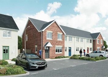 Thumbnail 3 bed end terrace house for sale in Station Road, Gobowen, Oswestry