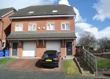 Thumbnail 2 bed semi-detached house for sale in Wignall Road, Sandyford, Stoke-On-Trent