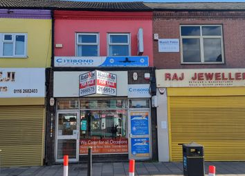 Thumbnail Retail premises for sale in The Quadrant, Drummond Road, Belgrave, Leicester