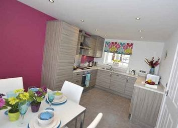 "Thumbnail 3 bed detached house for sale in ""The Burgess "" at D'urton Lane, Broughton, Preston"