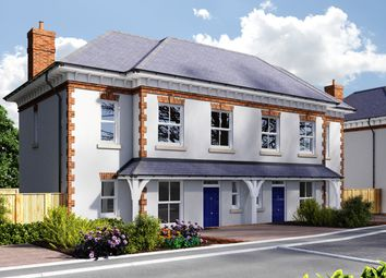 Thumbnail 4 bed semi-detached house for sale in Clemson Mews, Epsom