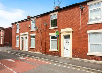 Thumbnail 3 bed terraced house for sale in Longton Street, Blackburn