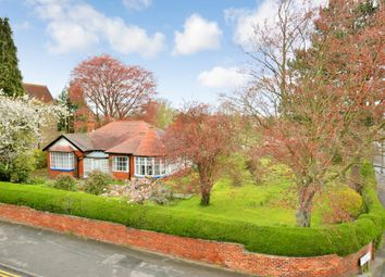 Thumbnail 4 bed detached bungalow for sale in Hookstone Chase, Harrogate