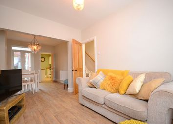 Thumbnail 2 bed terraced house for sale in Junction Road, Poets Corner, Northampton