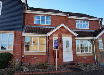 Thumbnail 2 bedroom terraced house for sale in Emery Close, Sheringham