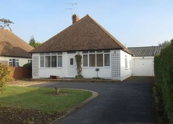 Thumbnail 2 bed detached bungalow to rent in Albert Road, Albrighton, Wolverhampton