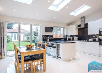 Thumbnail 4 bedroom terraced house for sale in Hillcourt Avenue, North Finchley, London