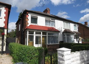 Thumbnail 3 bed property to rent in Saltley Cottages, Tyburn Road, Erdington, Birmingham