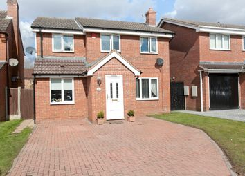 Thumbnail 4 bed detached house for sale in Talsarn Grove, Trentham, Stoke-On-Trent