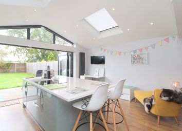 Thumbnail 4 bed semi-detached house for sale in Windsor Drive, Ashford, Middlesex