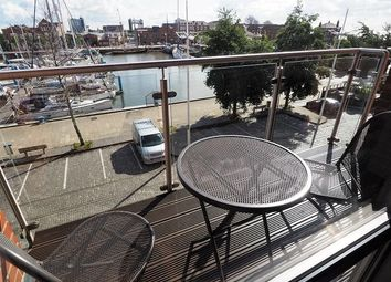 Thumbnail 2 bed flat for sale in Freedom Quay, Hull Marina, Hull