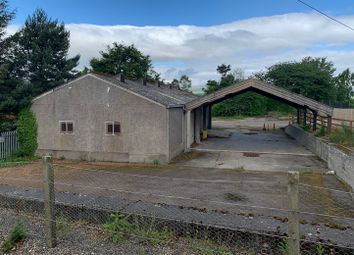 Thumbnail Industrial to let in Culbokie, Dingwall