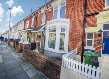 Thumbnail 3 bed terraced house to rent in Balfour Road, Portsmouth