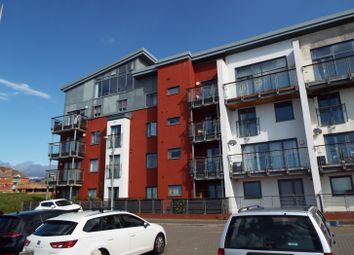 Thumbnail 2 bed flat for sale in 52 St Christophers Court, Maritime Quarter, Swansea