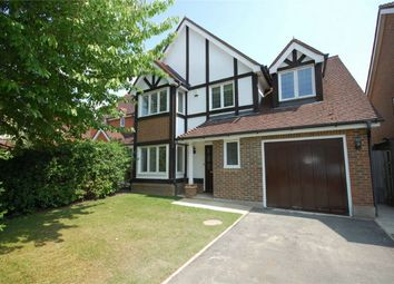 Thumbnail 4 bed detached house for sale in Greenfield Drive, Bromley, Kent
