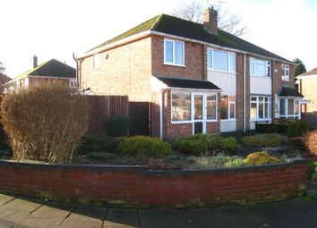 Thumbnail 3 bed semi-detached house for sale in Ullswater Road, Binley, Coventry
