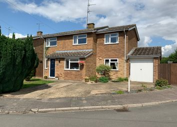 Thumbnail 4 bed detached house for sale in The Pyghtle, Turvey, Bedfordshire