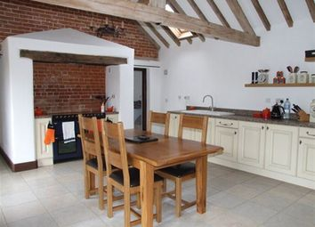 Thumbnail 3 bed barn conversion to rent in Bayes Lane, Forncett St. Mary, Norwich
