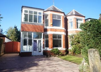 Thumbnail 4 bed property to rent in Oaker Avenue, Manchester