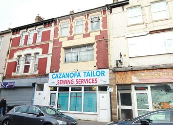 Thumbnail 5 bed maisonette for sale in Commercial Road, Newport