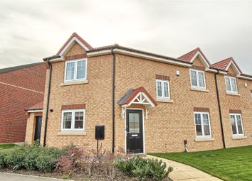 Thumbnail 3 bed semi-detached house to rent in Turnhouse Road, Eaglescliffe, Stockton-On-Tees