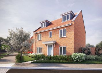 Thumbnail 5 bed detached house for sale in Henley, Pembers Hill Farm, Mortimers Lane, Fair Oak