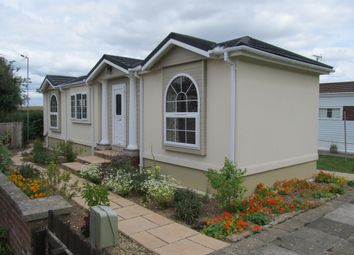 Thumbnail 1 bed mobile/park home for sale in Rawlings Park (Ref 5372), Avebury, Wiltshire, 1Rq