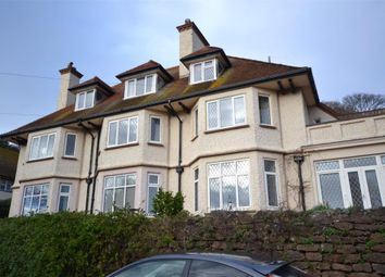 Thumbnail 2 bedroom maisonette for sale in East Terrace, Budleigh Salterton, Devon