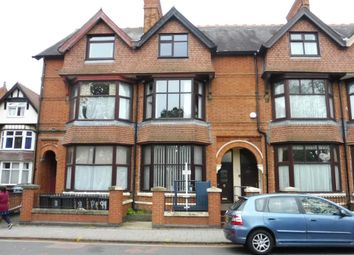 Thumbnail 4 bed terraced house for sale in Loughborough Road, Leicester