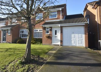 Thumbnail 3 bed semi-detached house to rent in Cotman Drive, Hinckley, Leicestershire