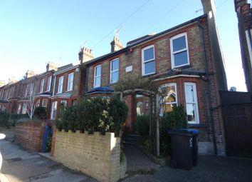 Thumbnail 3 bedroom semi-detached house to rent in Dumpton Park Road, Ramsgate