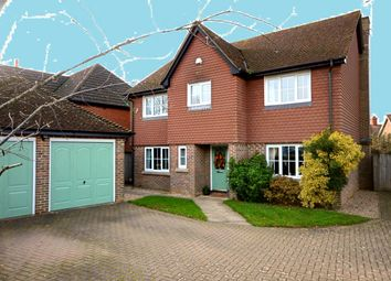 Thumbnail 5 bed detached house for sale in The Mews, East Hoathly