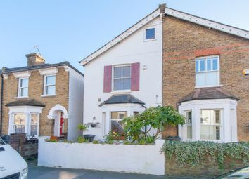 Thumbnail 4 bed semi-detached house for sale in Canbury Park Road, Kingston Upon Thames