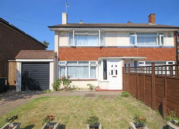 Thumbnail 3 bed property to rent in Wolsey Road, Sunbury-On-Thames