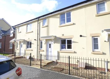 Thumbnail 3 bed terraced house for sale in Chestnut Road, Brockworth, Gloucester