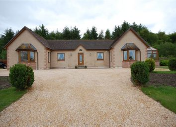 Thumbnail 5 bed detached bungalow for sale in Hillside, Mosstowie, Elgin