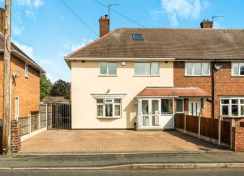 Thumbnail 3 bedroom end terrace house for sale in Florence Road, Tipton