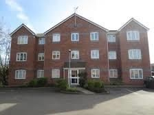 Thumbnail 2 bed flat for sale in Rixtonleys Drive, Irlam, Manchester