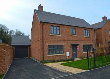Thumbnail 4 bedroom detached house for sale in Lingfield, Moorland Glade, Lower Street, Hillmorton, Warwickshire