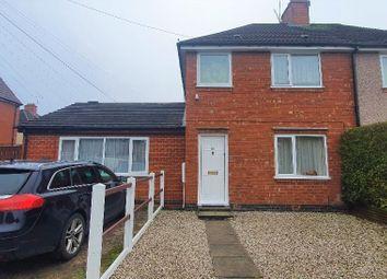 4 bed semi-detached house for sale in Duke Barn Fields, Stoke, Coventry CV2