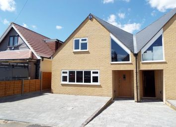 Thumbnail 5 bedroom detached house for sale in Candover Road, Hornchurch