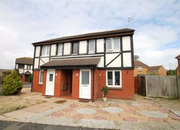 Thumbnail 1 bedroom flat for sale in Ladysmith Close, Christchurch, Dorset