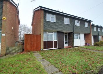 Thumbnail 3 bedroom end terrace house for sale in Barnsdale Road, Reading, Berkshire